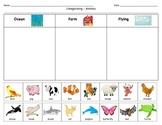 Categorizing Animals