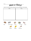 Categorizing Food Groups