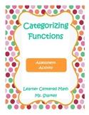 Categorizing Functions