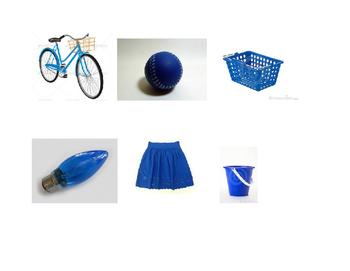 Categorizing Objects by Color Game