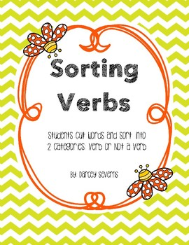 Categorizing Verbs