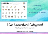 Categorizing Visual Support