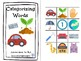 Categorizing Words- An ELA Concept Adapted Book for Autism Units or Early Elem