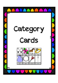 Category Cards
