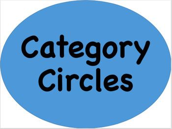 Category Circles