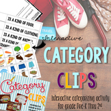 Category Clips