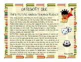 Category Dice: Teaching Fluency Skills through Rapid Pictu