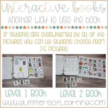 Category Interactive Book