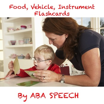 Food, Vehicles, Instruments Category Sort