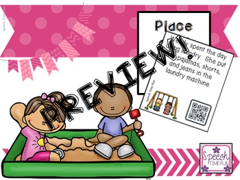 Category Playground QR Code Fun