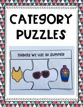 Category Puzzles