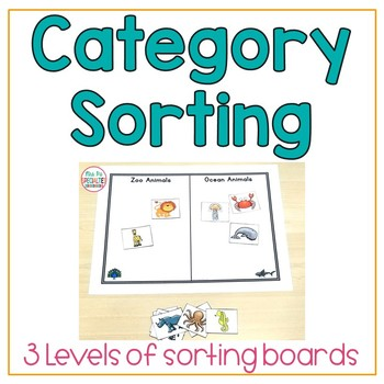 Category Sorting