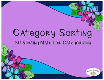 Category Sorting: 20 Sorting Mats