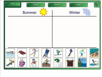 Category Sorting Games