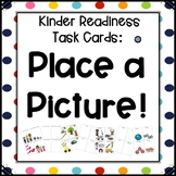 Category Sorting: Place a Picture Cards