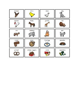 Category Sorts (Help for not just Autism)