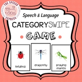 Leveled Category Cards for Speech and Language Therapy