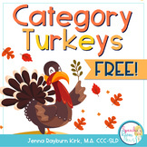 Category Turkeys FREEBIE