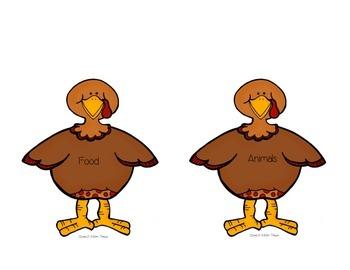 Category Turkeys FREEBIE