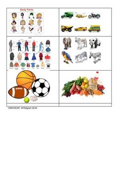 Category Visual