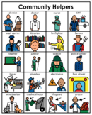 Category/Concept Boards - Community Helpers