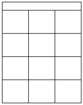 Category/Concept Boards - Feelings