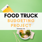 Catering an Event: Food Truck Budget