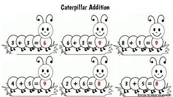 Caterpillar Addition
