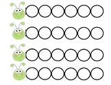 Caterpillar Bingo Dauber activity