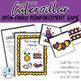 Caterpillar Builder: Open Ended Reinforcement Game: Great for Speech & Language