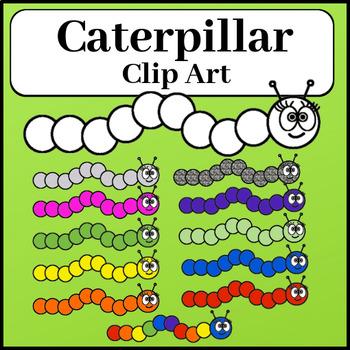 Caterpillar Clipart