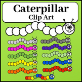 Caterpillar Clipart