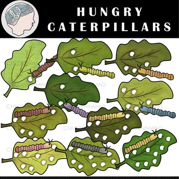 Caterpillar Clipart Counting Clipart The Very Hungry Caterpillar