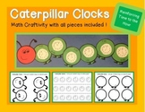 Caterpillar Clocks: Time to the Hour