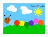 Caterpillar Color Bingo