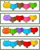 COLOR THEME Caterpillar Matching