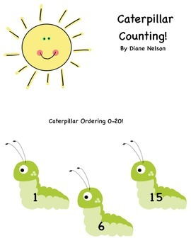 Caterpillar Counting!