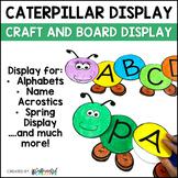 Caterpillar Craft - For Bulletin Boards