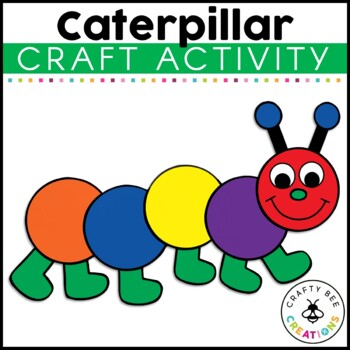 Caterpillar Cut and Paste