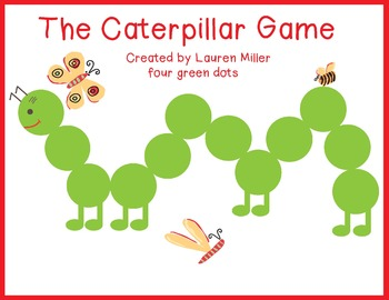 Caterpillar Dice Game