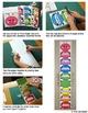 Behavior Clip Chart - Rainbow Caterpillar Classroom Decoration