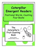 Caterpillar Emergent Reader Bundle--Four Books