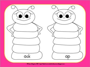 Caterpillar Families