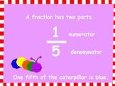 Caterpillar Fraction