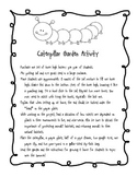 Caterpillar Garden Craftivity