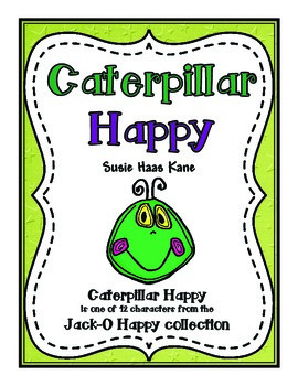 Caterpillar Happy