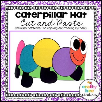 Caterpillar Hat Craft