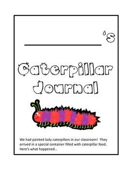 Caterpillar Journal