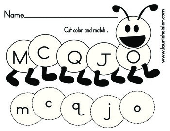 Caterpillar Learning Set