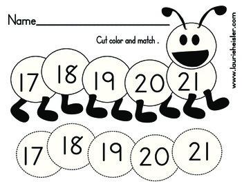 Caterpillar Learning Set